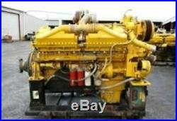 2008 Cummins QSK45 Diesel Engine, 1500 HP. All Complete and Run Tested