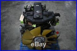 2009 Ram 2500 Cummins Diesel 350 hp 6.7L Take Out Engine #3695 DRD