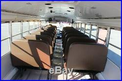 2011 Blue Bird School Bus 6.7L Cummins Diesel Engine Used Buses Skoolie Handicap