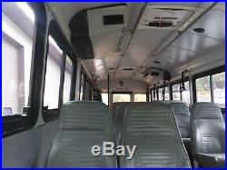 2011 Thomas Front Engine Bus Air Conditioning Air Brakes Cummins Diesel