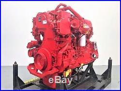 2012 Cummins ISX Diesel Engine, 400-600 HP, CPL 3719, 0 Miles, 1 Year Warranty