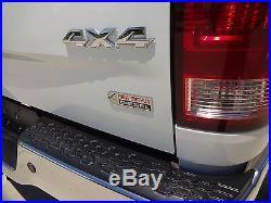 2012 Dodge Ram 2500 Laramie Longhorn