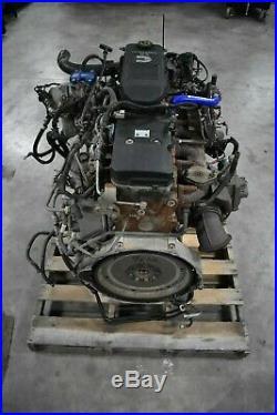 2012 Ram 2500 Cummins Diesel 350 hp 6.7L Take Out Engine 195K Miles #9612 DRD
