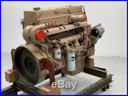 2013 Cummins M11-C Diesel Engine, 330-380 HP, 0 Miles. All Complete