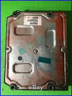 2013 Freightliner M2 Cummins Isx Diesel Engine Computer Ecu 4993120 # 1732