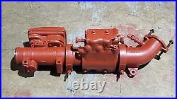 2014 Cummins ISX15 Diesel Engine EGR Valve, 4336675, 3686375, 3685948, CM2350
