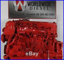 2014 Cummins ISX DPF/DEF Diesel Engine, 500HP, Approx. 379K. All Complete