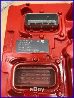 2014 Cummins Isx15 Diesel Engine Computer Module Ecm Cm2350 Ecu 5317106 Oem