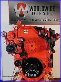 2015 Cummins ISX15 Diesel Engine, 525HP. Approx. 359K Miles. All Complete