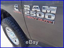 2015 Dodge Ram 2500 Tradesman