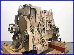 2017 Cummins QSM11 Marine Diesel Engine, 300HP. All Complete