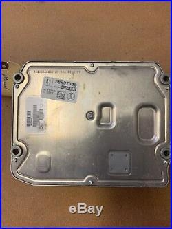 2018 Ram 3500 6.7L Cummins Diesel 4x4 Manual Engine Control Module ECM P4384841