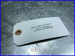 2020 Cummins 6.7 ISB DIESEL ENGINE CAMSHAFT 5263488 with GEAR OEM