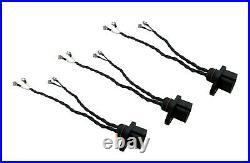 3 Pcs Wiring Harness Injector to Loom for 98+ Ram Cummins 5.9L 6.7L ISB B Series
