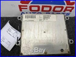 4981228 DODGE 2008 RAM TRUCK 6.7L CUMMINS DIESEL Engine Computer ECM ECU