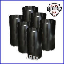 6 Oil Filters fits 93-15 Dodge Ram 5.9 & 6.7 Cummins Diesel Engines