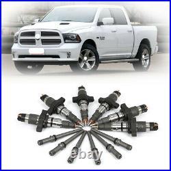 6 PCS Fuel Injectors for Cummins 04.5-09 Dodge Ram/Truck Diesel Engine 5.9L