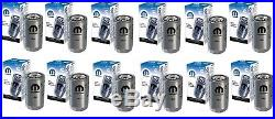 90-18 Dodge Ram Cummins Diesel Engine Oil Filters 6.7L 5.9L Mopar Oem Set of 12