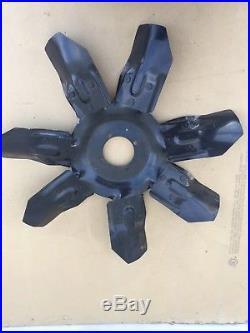 94 02 Dodge Cummins Turbo Diesel Engine Cooling Fan OEM NEW 5.9 12v 24 Valve