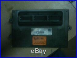 96 Dodge RAM CUMMINS DIESEL engine computer (5.9 AUTO TRANS) R4886926