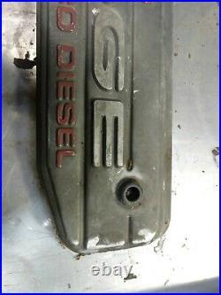 97 Dodge Ram Cummins turbo diesel 5.9L Valve Cover COVER engine 12v Intercooled