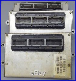 98 1998 DODGE RAM CUMMINS DIESEL ECU ECM PCM ENGINE COMPUTER AT MT, Plug & Drive