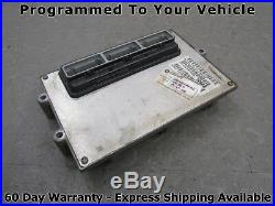 99 Dodge Ram Cummins Diesel AT ECU ECM PCM Engine Computer 56040199AC 199 PROG B