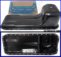 APDTY 140099 Engine Oil Pan Fits 6.7L Cummins Turbo Diesel 2013-17 Ram 2500 3500