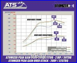 ATS Diesel Atomizer Power Module Tuner For 2003-2007 Dodge 5.9L Cummins Diesel