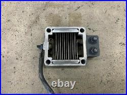 Air Intake Grid Heater Block 2002 24 Valve Dodge Ram Cummins Turbo Diesel 5.9L