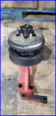 Borg Warner Fan Clutch off Cummins ISX Diesel Engine, 10900965001, 85134489