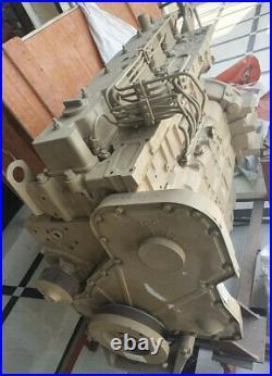 Brand New Genuine Cummins 6ct 8.3L Engine Long Block- P-Pump- CPL8759- NEW ESN