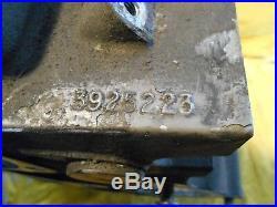 CUMMINS FLYWHEEL HOUSING 4BT 6BT 3.9 5.9 diesel truck engine bell 3925223