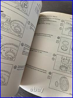 CUMMINS ISC QSC8.3 ENGINE TROUBLESHOOTING SERVICE SHOP REPAIR MANUAL Book OEM