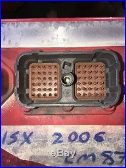 CUMMINS ISX ECM, DIESEL ENGINE COMPUTER MODULE 2006 Cm 870 P3684009