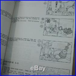 CUMMINS L10 Series Diesel Engine Repair Shop Troubleshooting Service Manual book