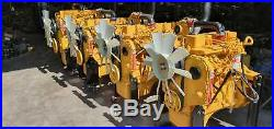 CUMMINS TRUCK ENGNE 8.3L 6CT Diesel Engine, 211 HP MECHANICAL with PROPELLER
