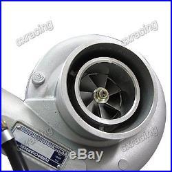 CXRacing HX40W 4051033 4051032 Turbo Charger For L360 8.9L Cummins Diesel Engine