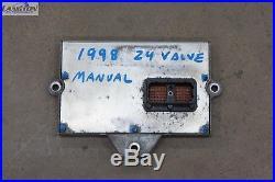 Computer ECM ECU 1998 24 Valve Dodge Ram Cummins Diesel Manual P3942336