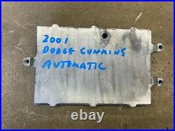 Computer PCM PCU 2001 24 Valve Dodge Ram Cummins Diesel Automatic 56028506AB