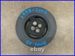 Crank Damper Pulley 1998-2002 24 Valve Dodge Ram Cummins Diesel 5.9L ISB