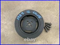 Crank Damper Pulley 8.25 OD 1989 12 Valve Dodge Ram Cummins Diesel 5.9L 6BT