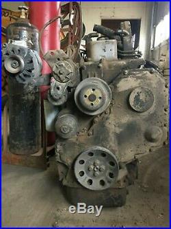 Cummins 4BT Engine Core Parts Only