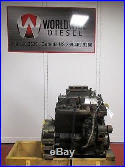 Cummins 4BT Mechanical Diesel Engine Take Out, Turns 360, Good For Rebuild Only