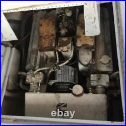 Cummins 555, V8 Marine Diesel Engine with Transmission 270 HP PAIR