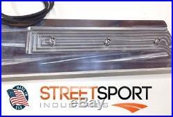 Cummins 5.9L 12v 24v Dual Port Ram 89-02 Billet Tappet Cover KIT SCRATCHED