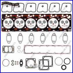 Cummins 6BT 12V Engine Cylinder Head Gasket Set For Diesel 5.9L 89-98 Dodge Ram