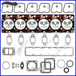Cummins 6BT 12V Engine Head Gasket Set For Diesel 5.9L 89-98 Dodge Ram 3804897