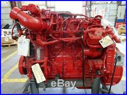 Cummins 6.7l Isb Complete Diesel Engine Oem Reman 03/02/2012 Dr6566-rx 260hp 6.7