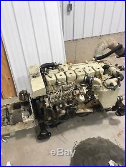 Cummins 6bta 315 HP Marine Diesel Engine Shipping Available